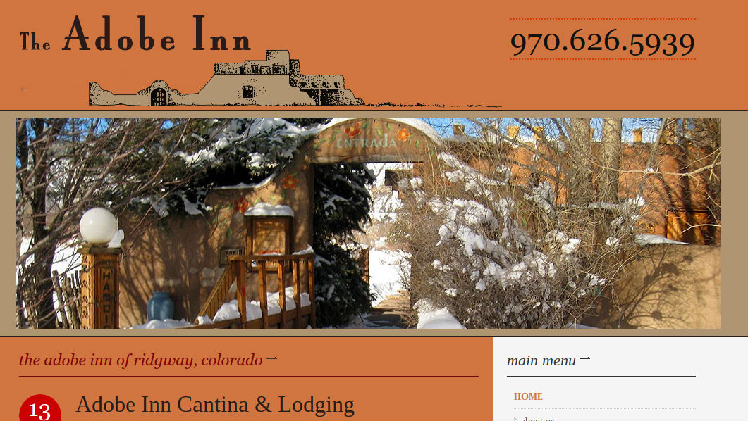 Adobe Inn & Mexican Cuisine