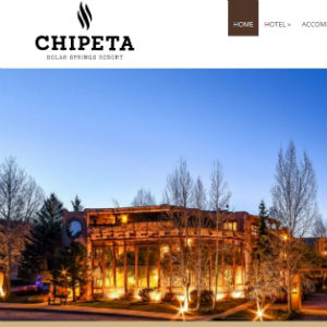 Chipeta Solar Springs Resort & Spa