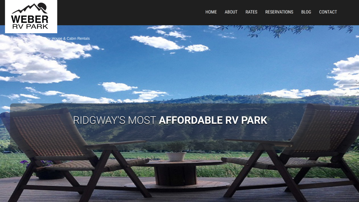 Weber RV Park & Campground