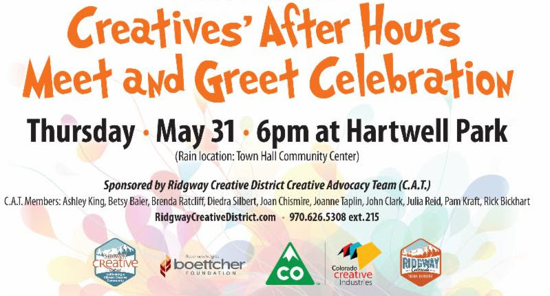 Creatives After Hours Meet And Greet Celebration