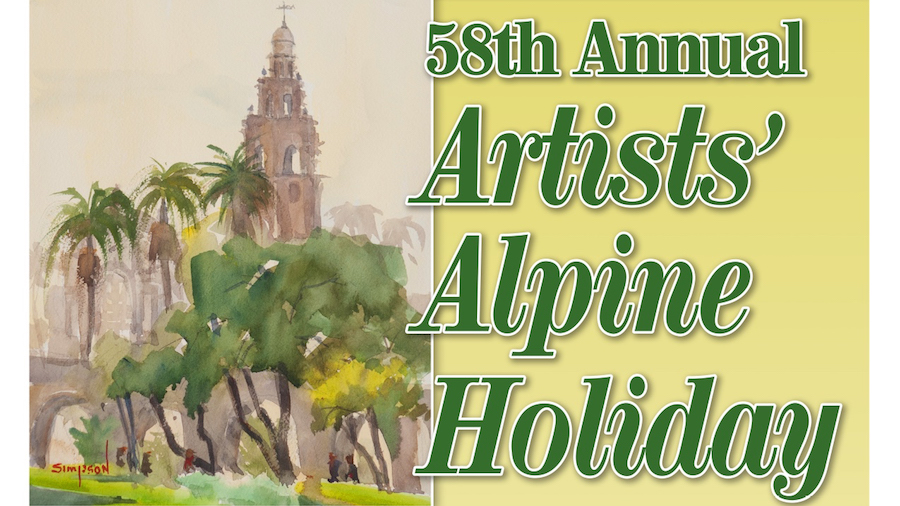 Call for Entries to the 58th Artists' Alpine Holiday