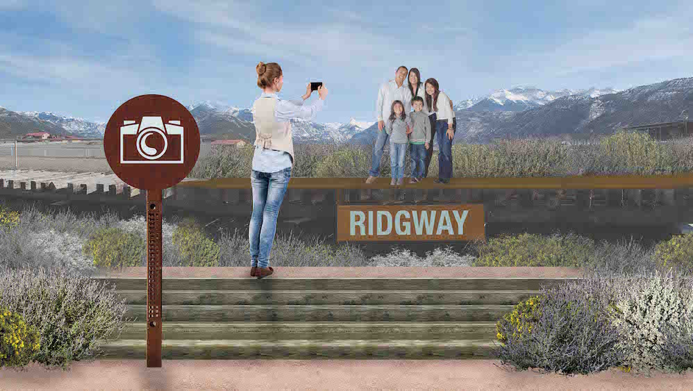 Ridgway Visitor Center and Heritage Park to be revamped