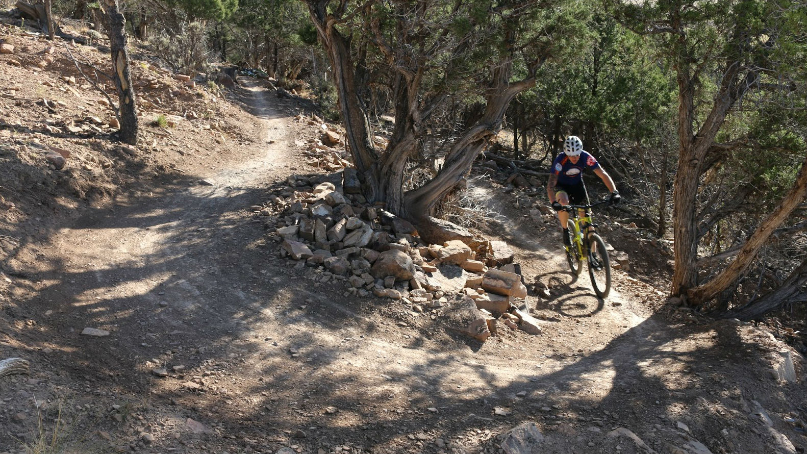 New Mountain Biking Trails Open Up