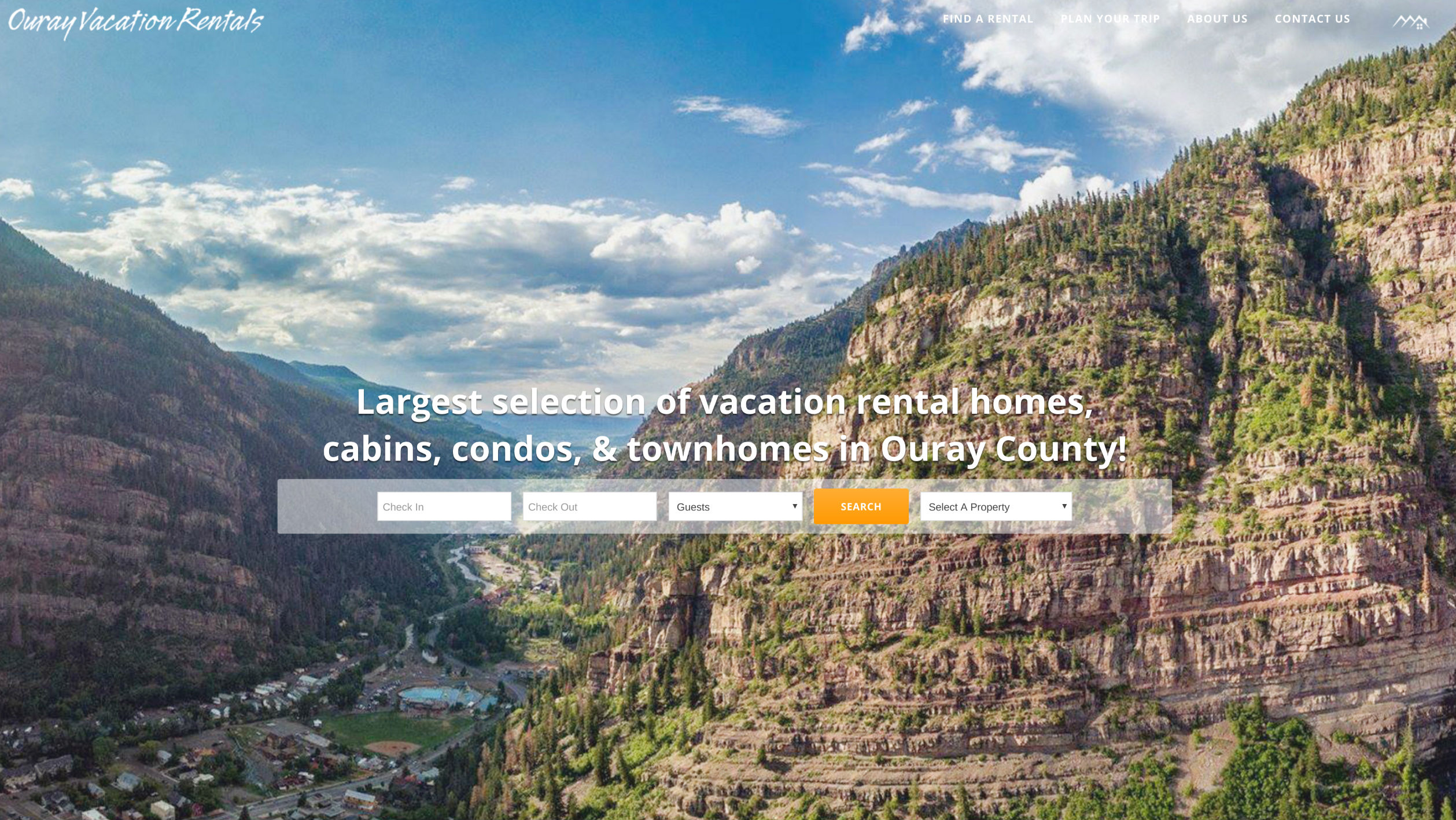 Ouray Vacation Rentals, Inc.